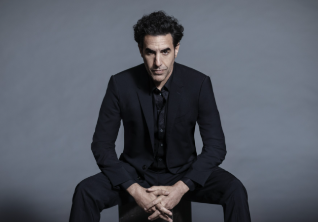 Sacha Baron Cohen - LA Times